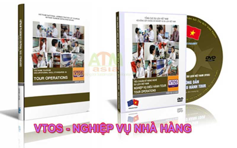 Tiêu chuẩn VTOS - Nghiệp vụ Nhà hàng