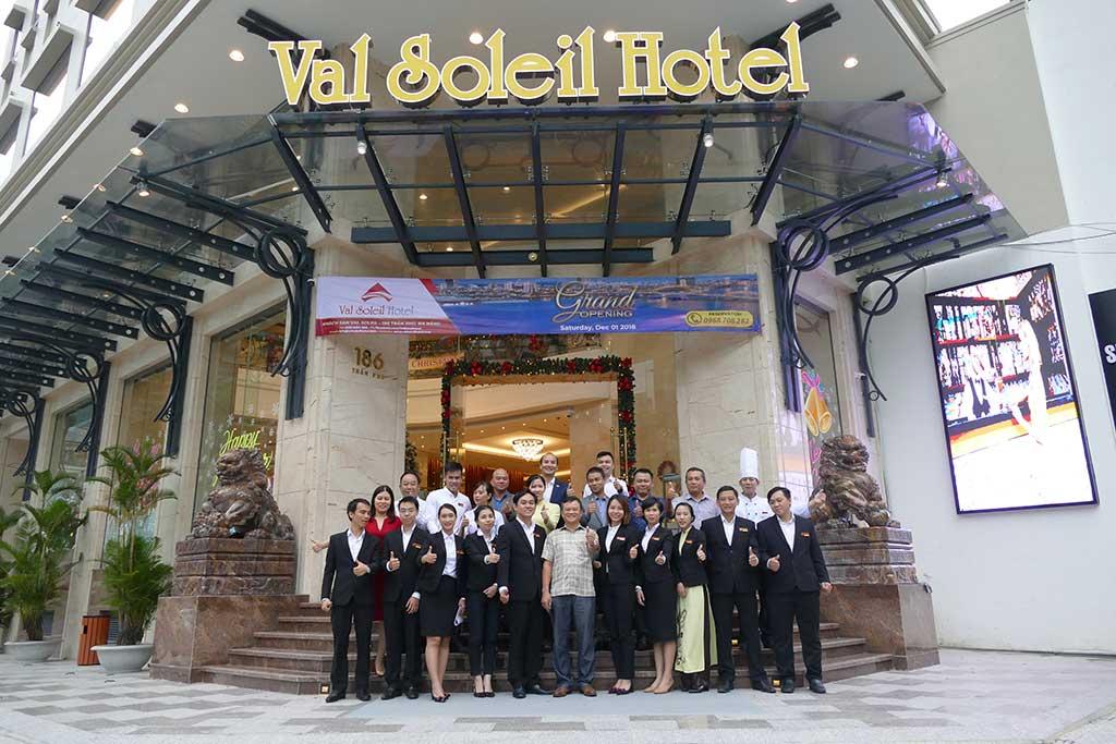 val soleil hotel